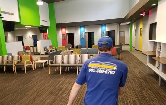 Commercial Cleaning Memphis