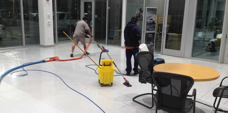 Memphis Commercial Tile And Grout Cleaning