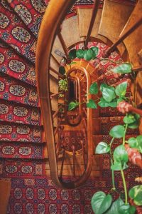 How to Clean Carpet Stairs Without Vacuum